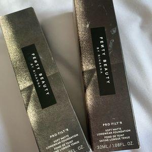 Fenty Beauty Makeup - Fenty Beauty Pro Filt'r Soft Matte Foundation